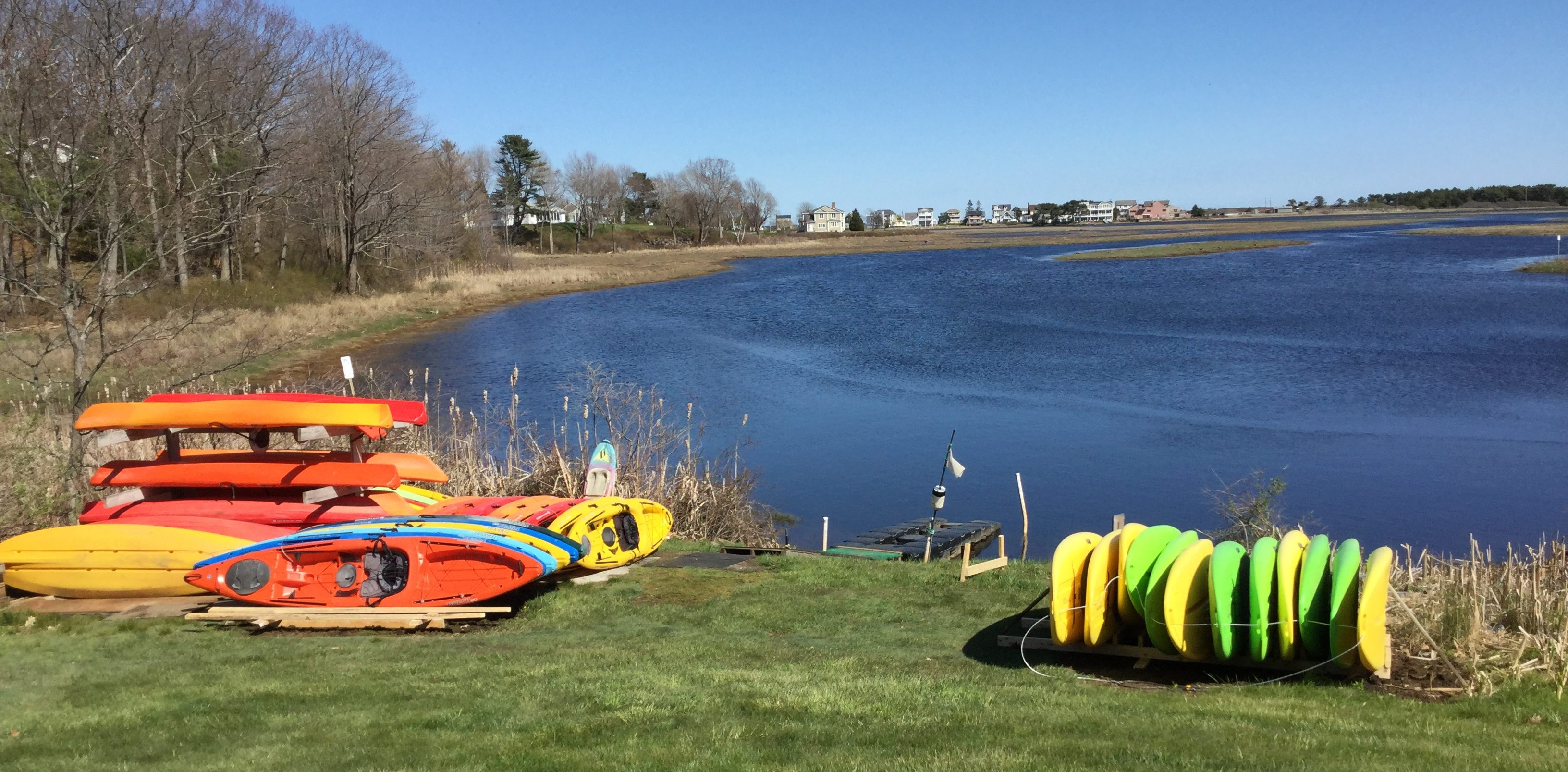 Kayak rentals in Ogunquit Maine